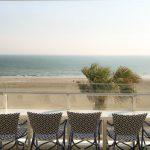都心から一時間でリゾート気分。海見えカフェ材木座テラスは平日がおすすめ。フォトレビュー