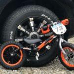 ストライダーのカスタムを検討中ならオフ車仕様の子供向け自転車「KTM kids training bike」もおすすめ。